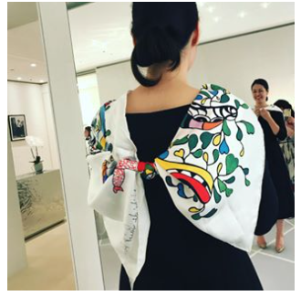 Dior パーティー 大切な出会い 東京デイズ