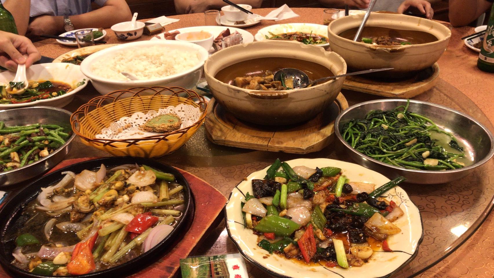 中国の食事のマナー