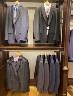 入社式のスーツ選び