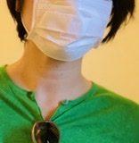 高温多湿の中で、マスク生活