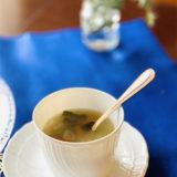 器を替えたら「味噌汁」が「味噌スープ」って感じ?