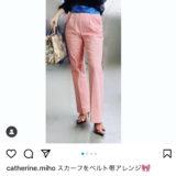 本日の撮影〜ピンクは透けない〜