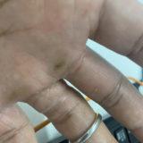 男性の結婚指輪